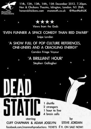 Dead Static poster